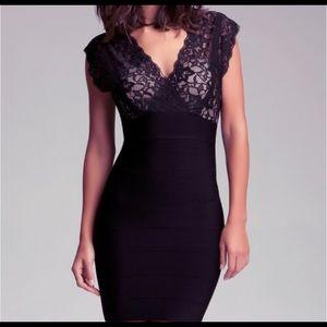 Lace BEBE dress